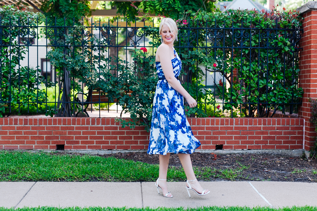 Shoshanna Yvonne Dress | The Style Scribe