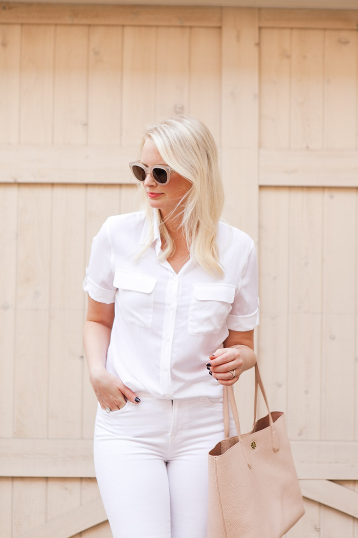 Equipment Silk Shirt | The Style Scribe