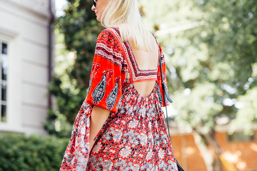 Free People Midsummers Dream Dress | The Style Scribe