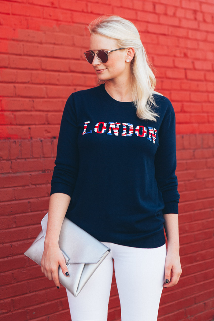 Markus Lupfer London Sweater | The Style Scribe