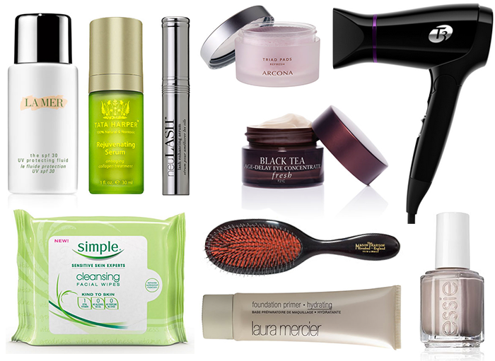 Travel Beauty Essentials | The Style Scribe