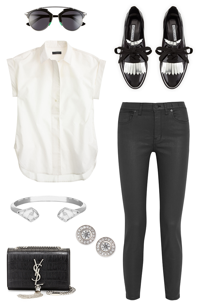 Black & White | The Style Scribe