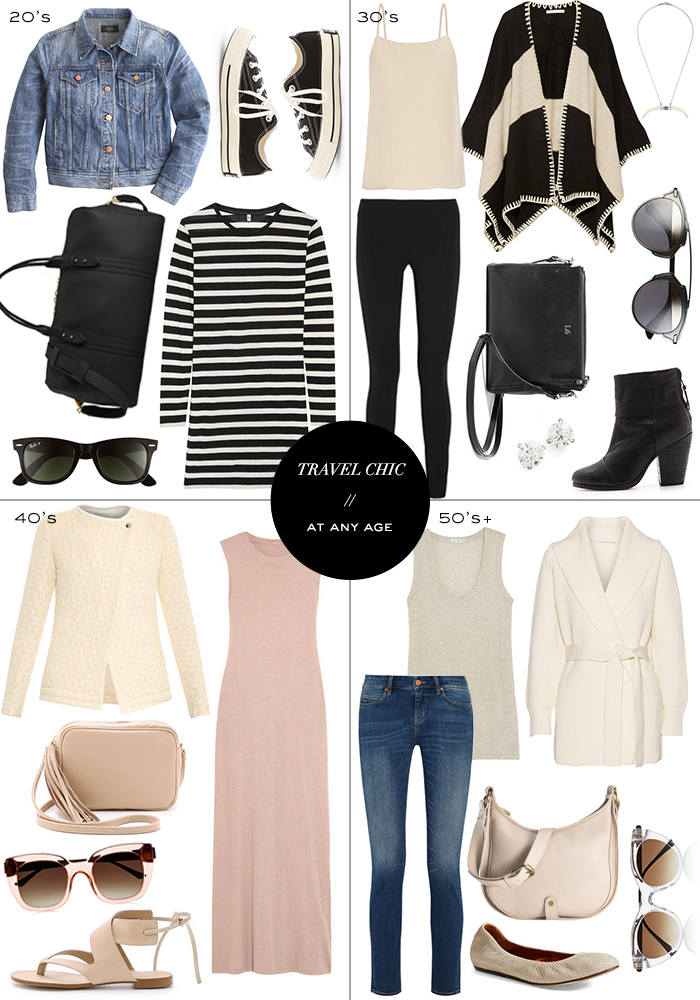 Travel Chic // At Any Age | The Style Scribe