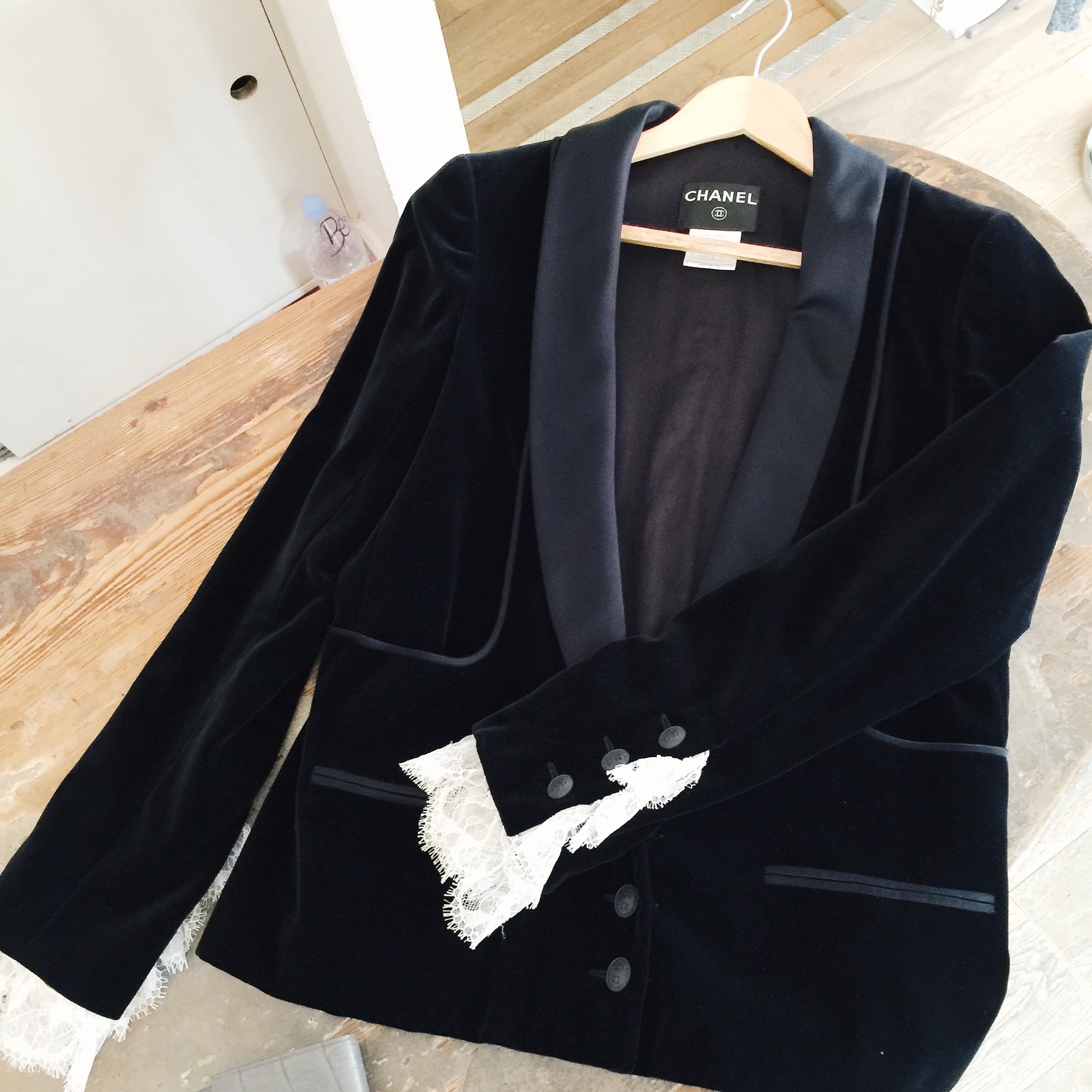 Vintage Chanel Jacket found at The Exchange, London | The Style Scribe