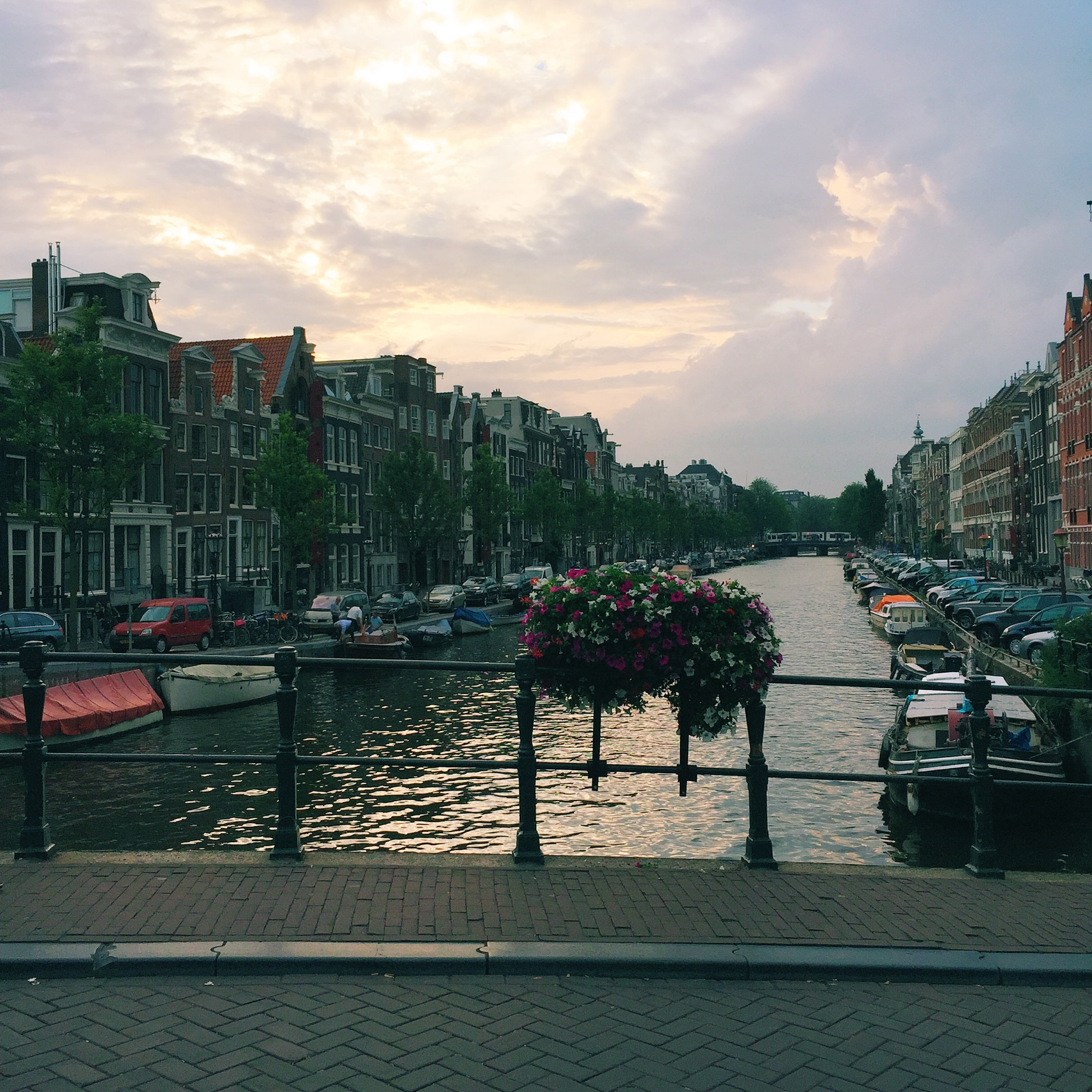 Amsterdam Canals | The Style Scribe