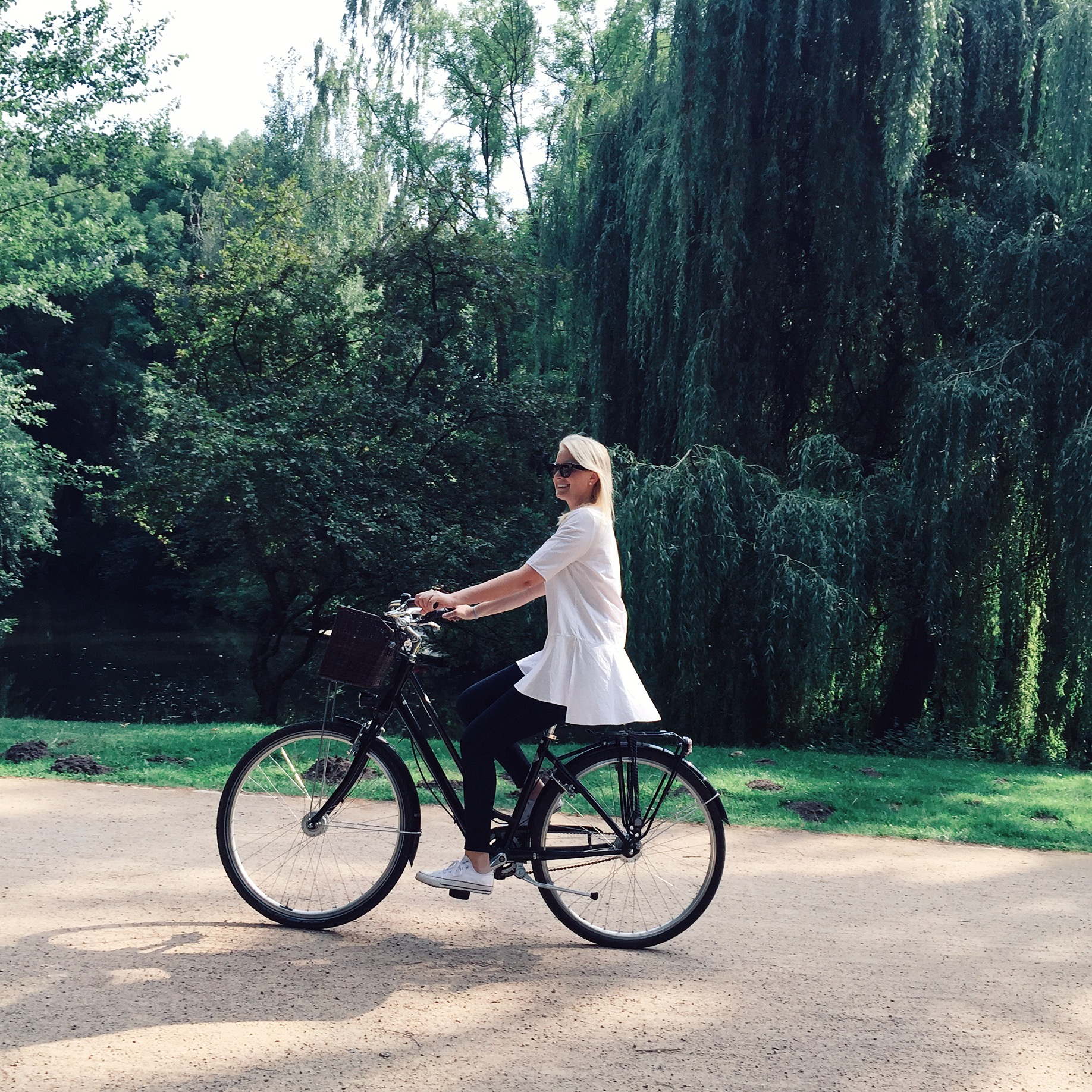 Biking Around Tiergarten | The Style Scribe