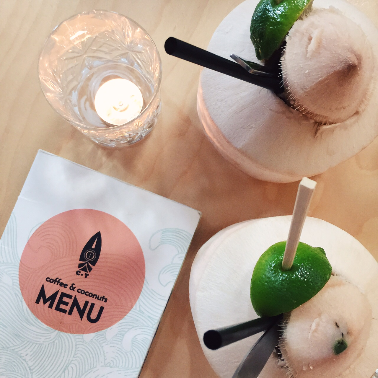 Coffee & Coconuts, Amsterdam | The Style Scribe