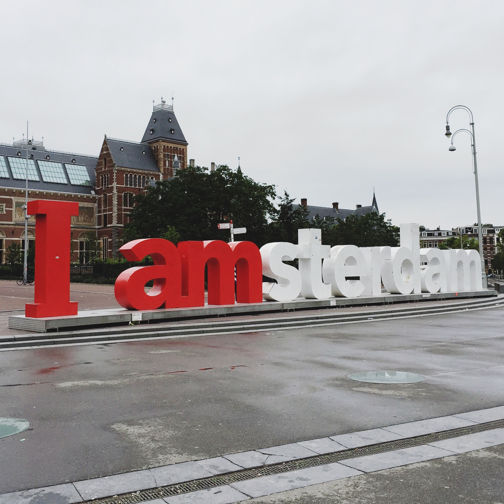 Museumplein, Amsterdam | The Style Scribe