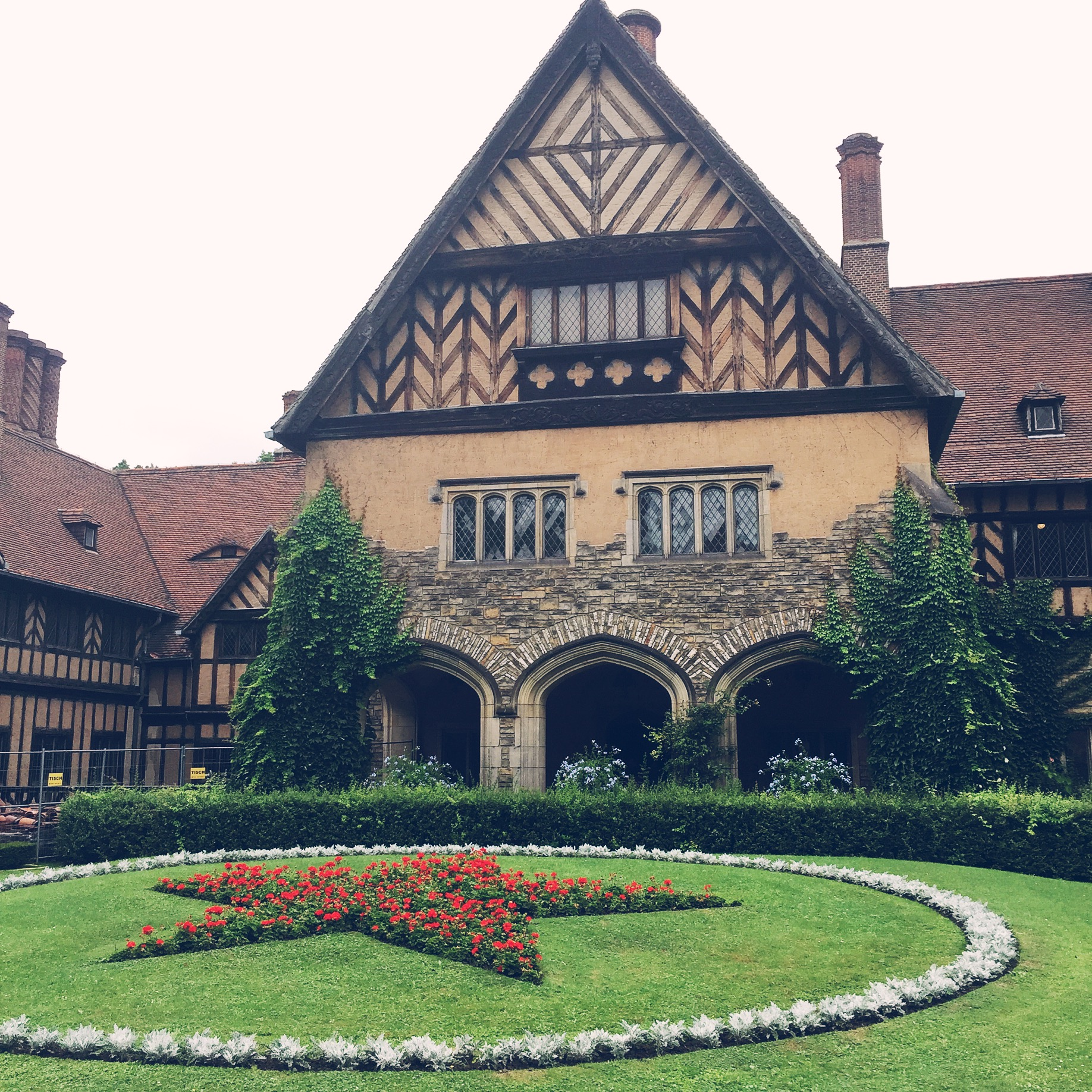 Cecilienhof, Potsdam | The Style Scribe