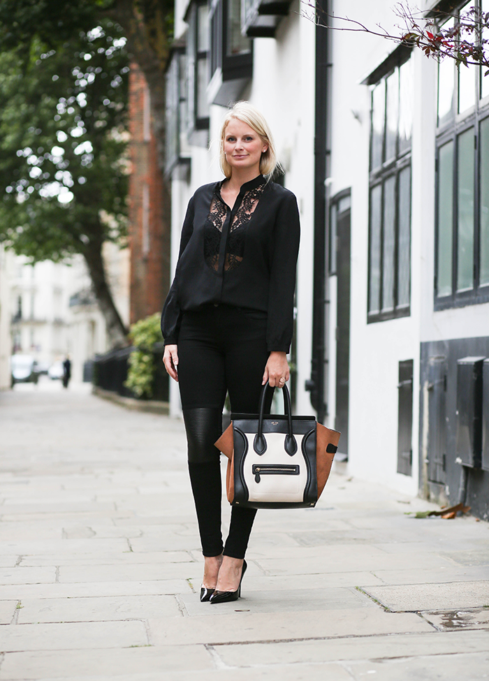 All Black Look | The Style Scribe