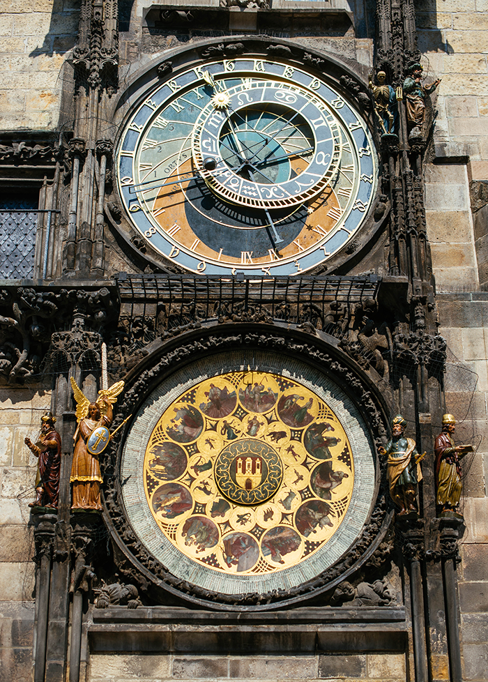 Astronomical Clock, Prague | The Style Scribe