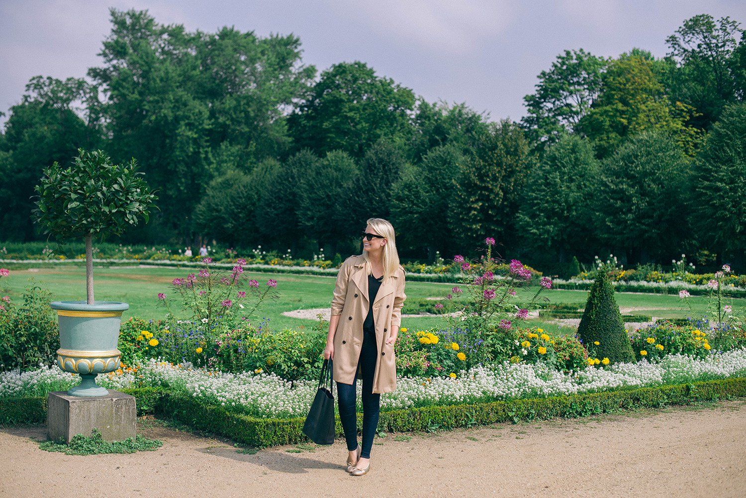 Charlottenburg Palace - Berlin, Germany | The Style Scribe