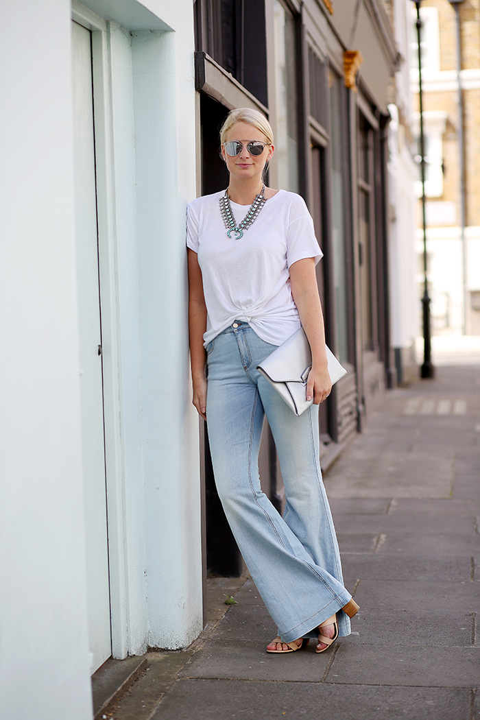 Flared Jeans | The Style Scribe