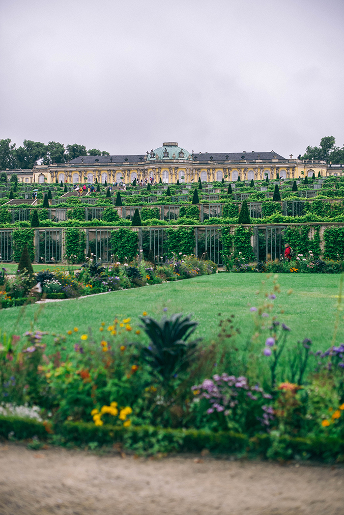 Sanssouci Palace - Potsdam, Germany | The Style Scribe