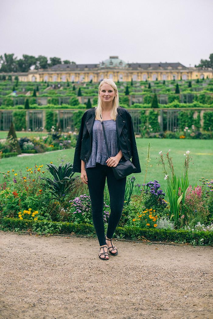 Sanssouci Palace - Potsdam, Germany   The Style Scribe