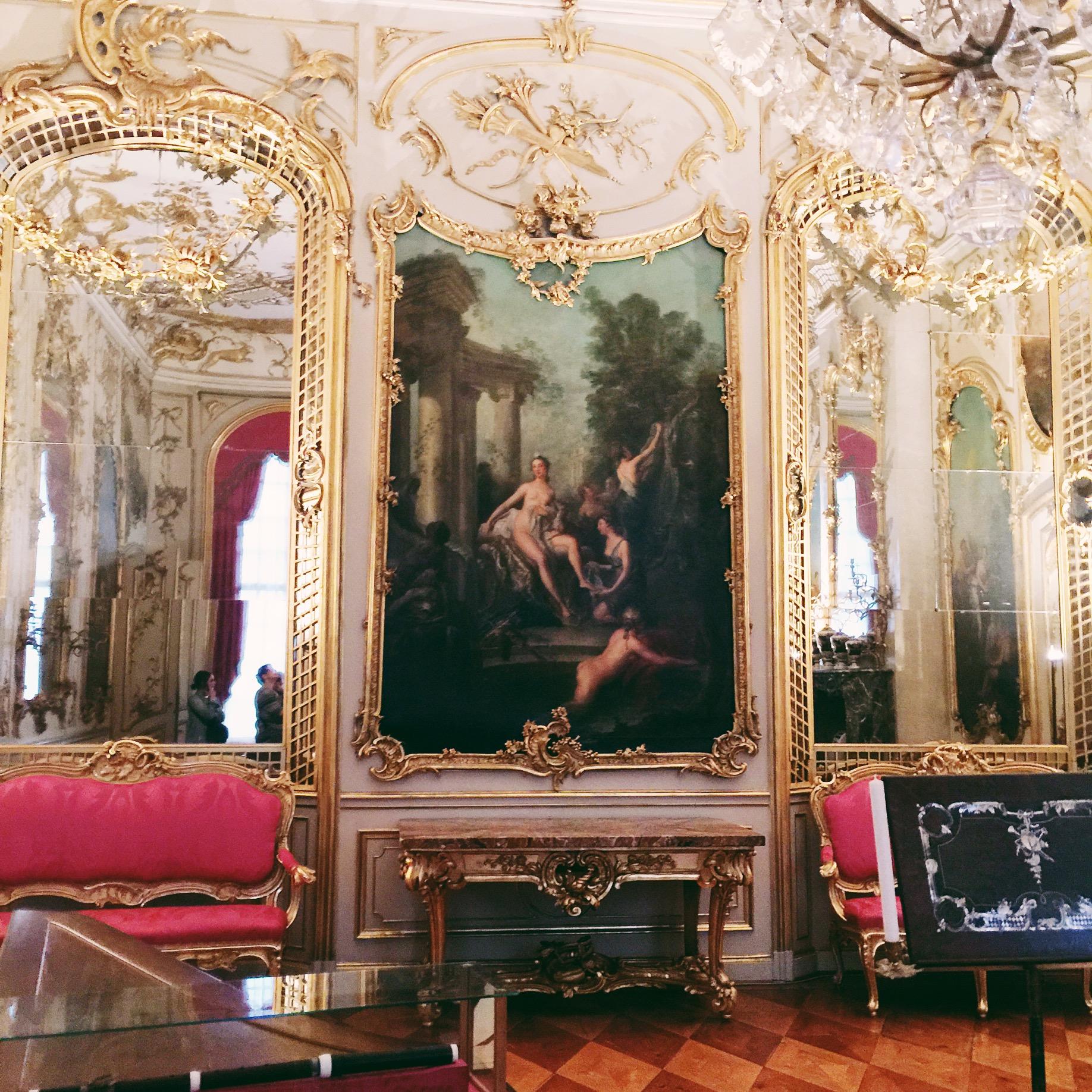 Schloss Sanssouci, Potsdam | The Style Scribe