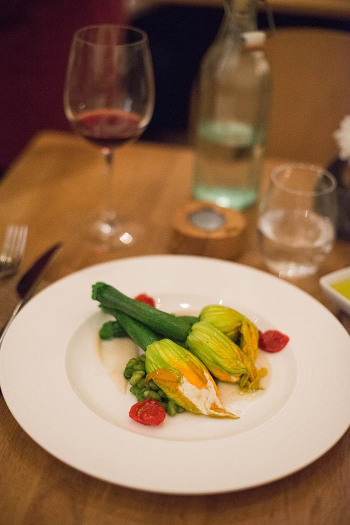 Acorn Vegetarian Restaurant, Bath | The Style Scribe