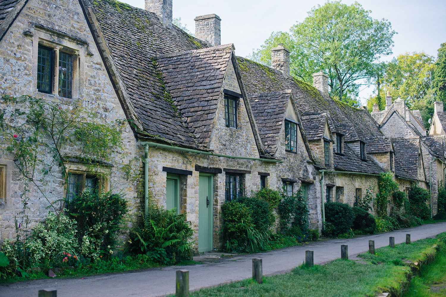 Bibury, The Cotswolds | The Style Scribe