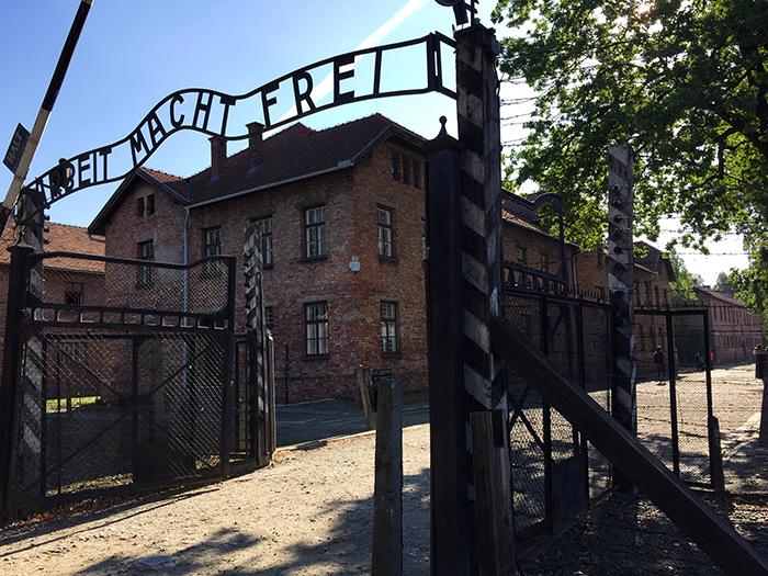 Auschwitz | The Style Scribe