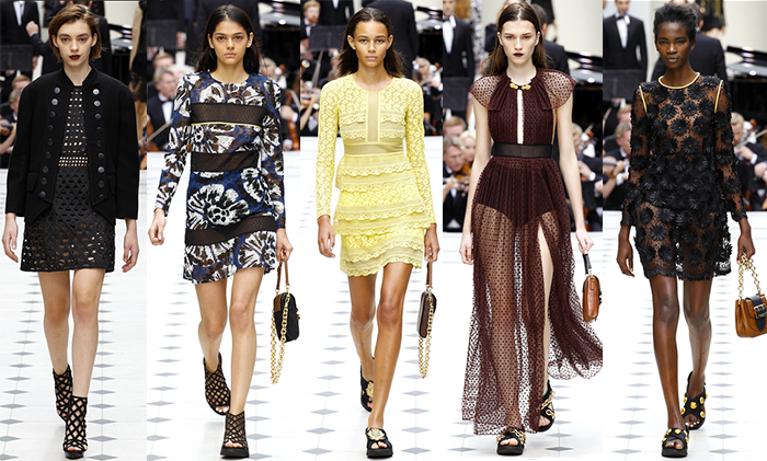 Burberry Prorsum Spring/Summer 2016 | The Style Scribe
