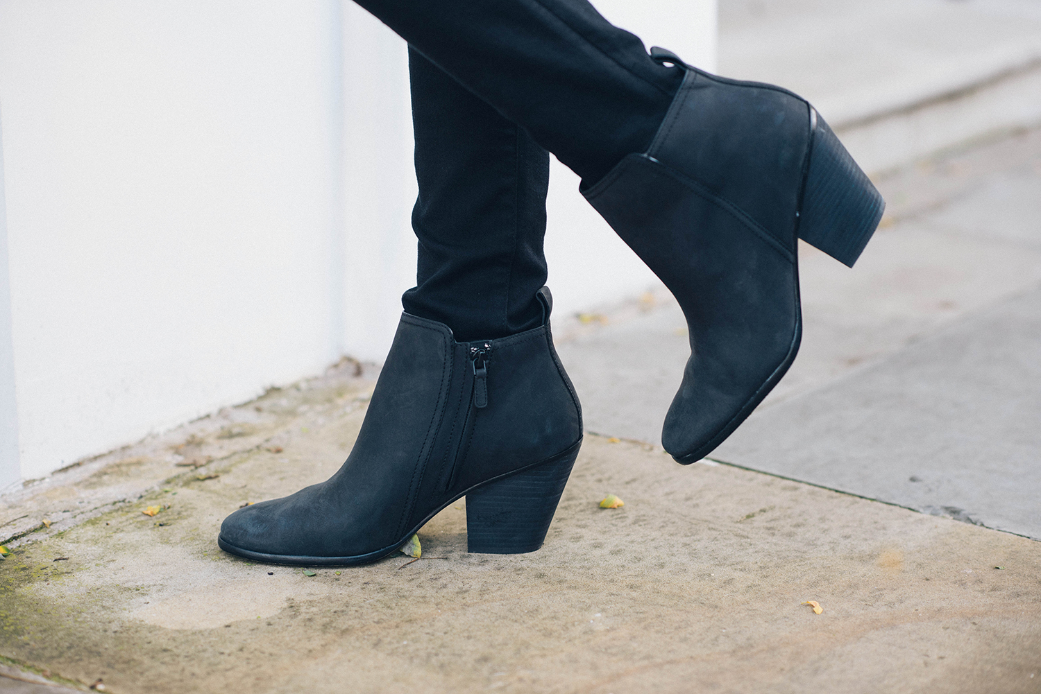 Cole Haan Ankle Boots | The Style Scribe