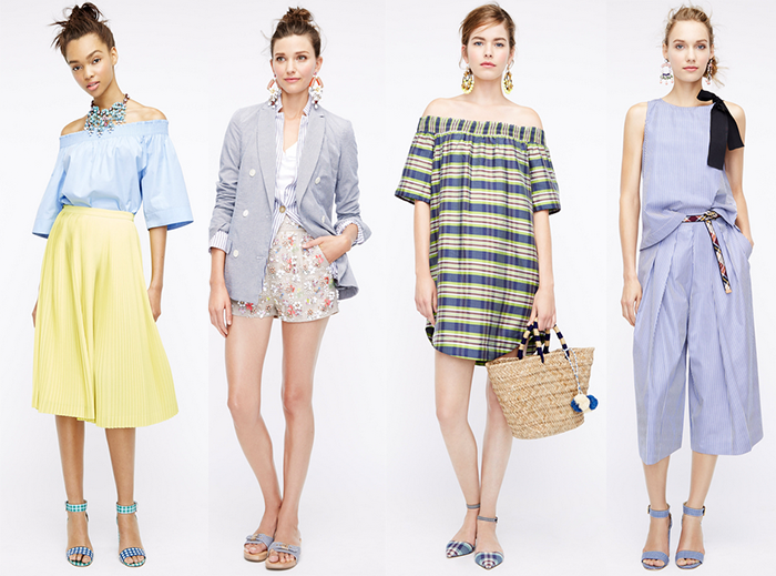 J.Crew Spring/Summer 2016 | The Style Scribe