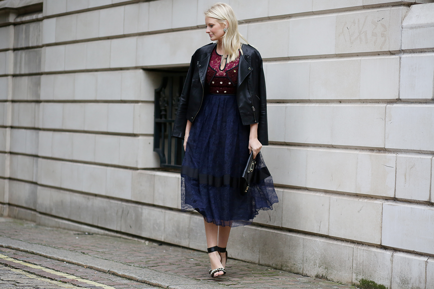 Burberry Prorsum, London Fashion Week | The Style Scribe