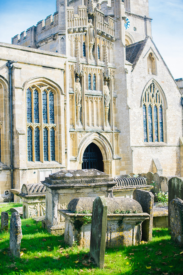 Parish Church, Burford | THe Style Scribe
