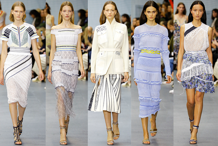 Peter Pilotto Spring/Summer 2016 | The Style Scribe