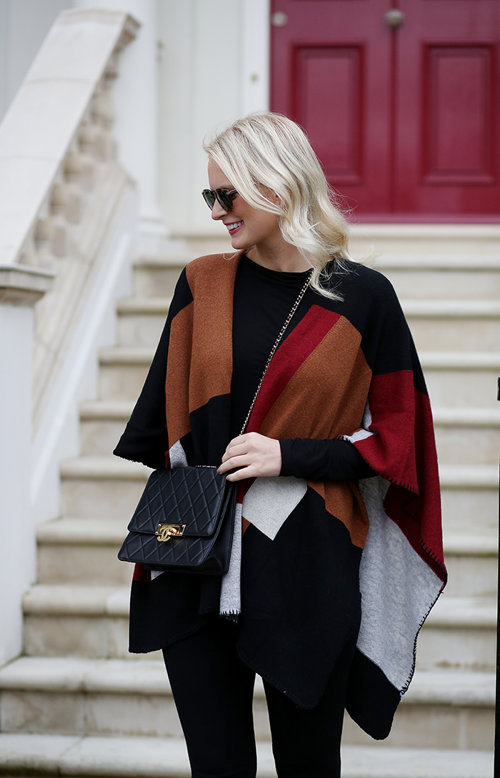 Patchwork Poncho | The Style Scribe