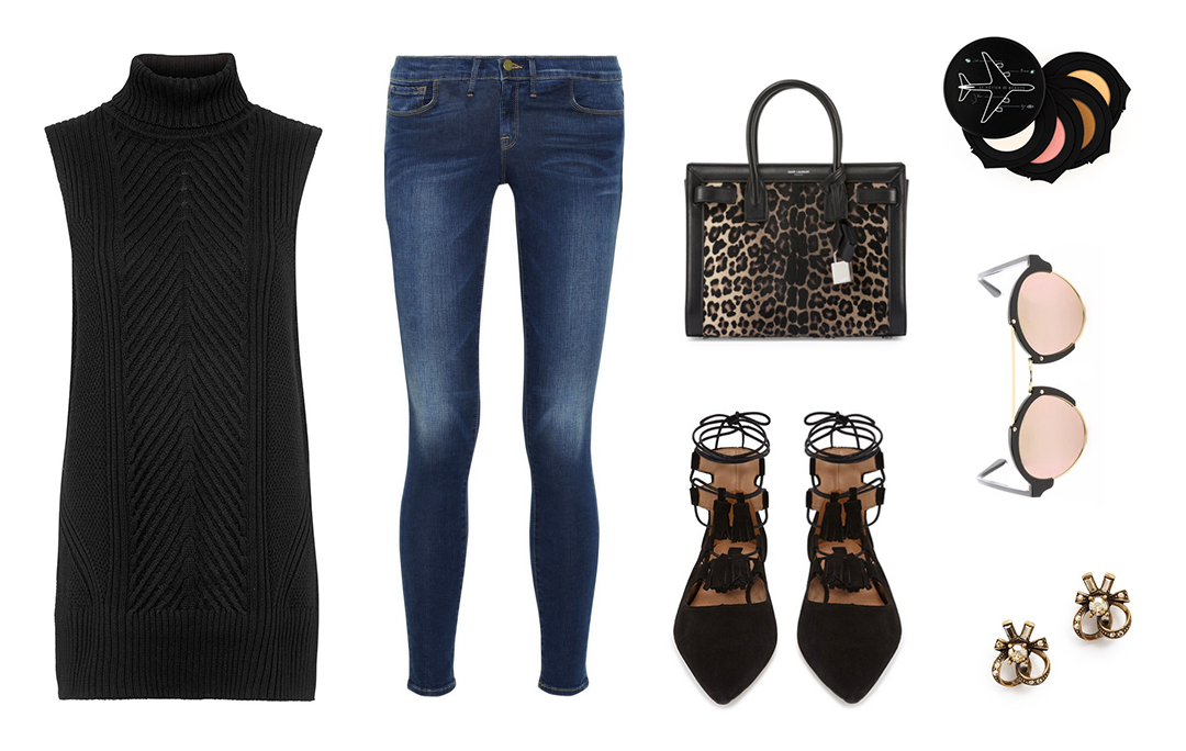 Transitional Weekend Outfit   The Style Scribe