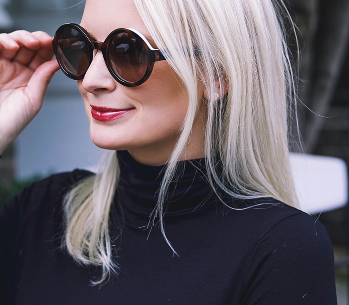 Round Sunglasses | The Style Scribe