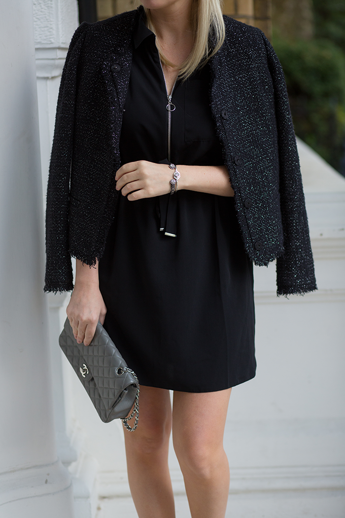 Black on Black | The Style Scribe