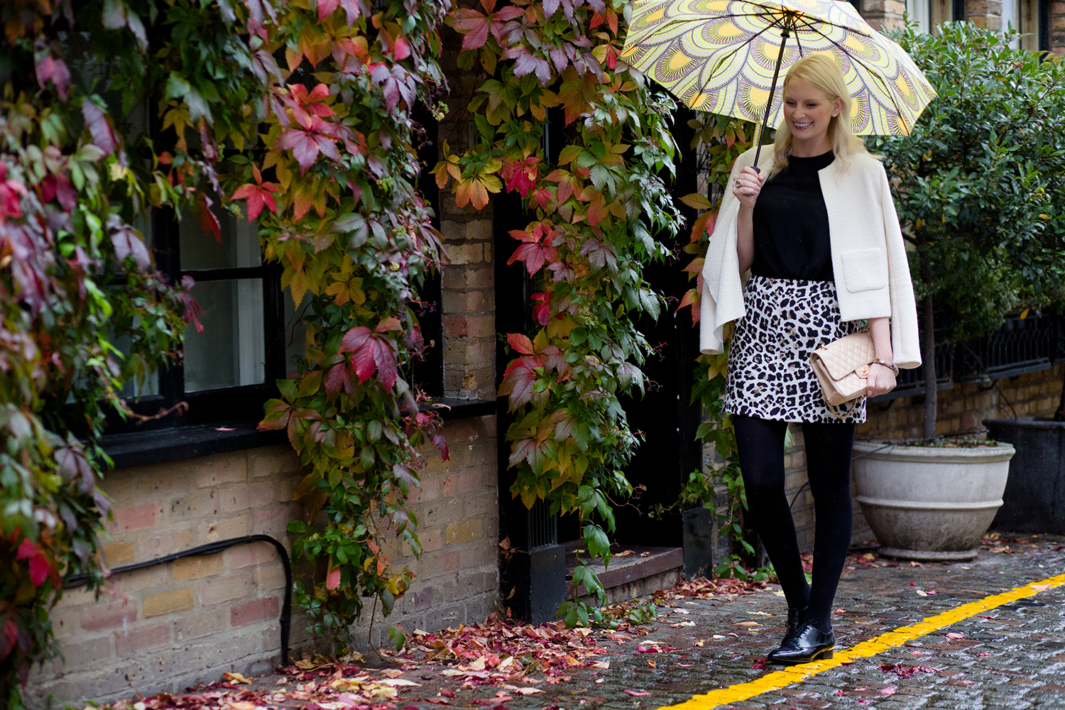 Rainy Day Meeting | The Style Scribe