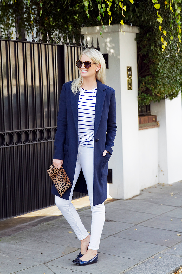 How To Wear White Jeans After Labor Day | The Style Scribe