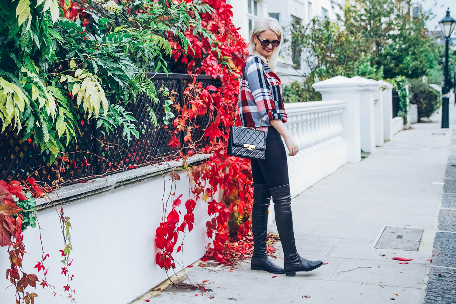 Plaid Shirt | The Style Scribe