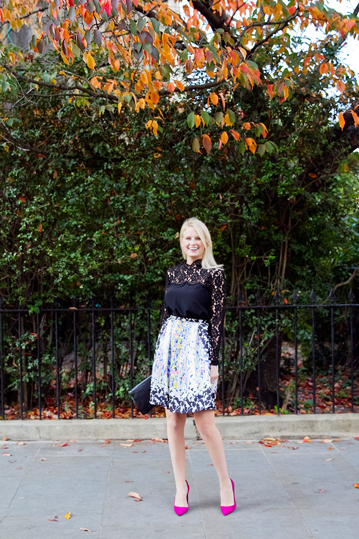 Peter Pilotto Skirt | The Style Scribe