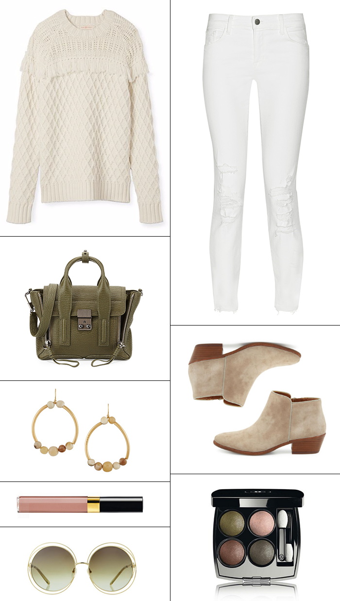 Ivory & White | The Style Scribe