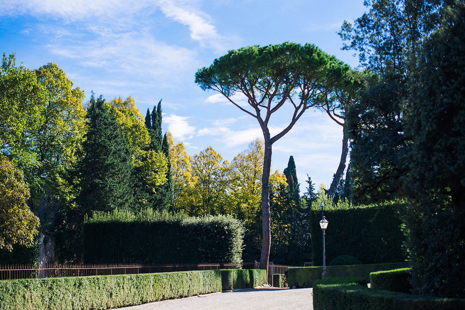 Biboli Gardens, Florence | The Style Scribe