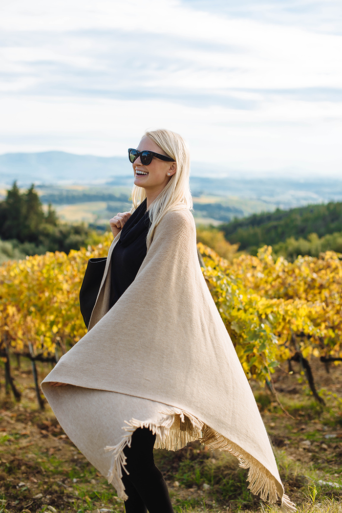 Wine Tasting in Tuscany | The Style Scribe