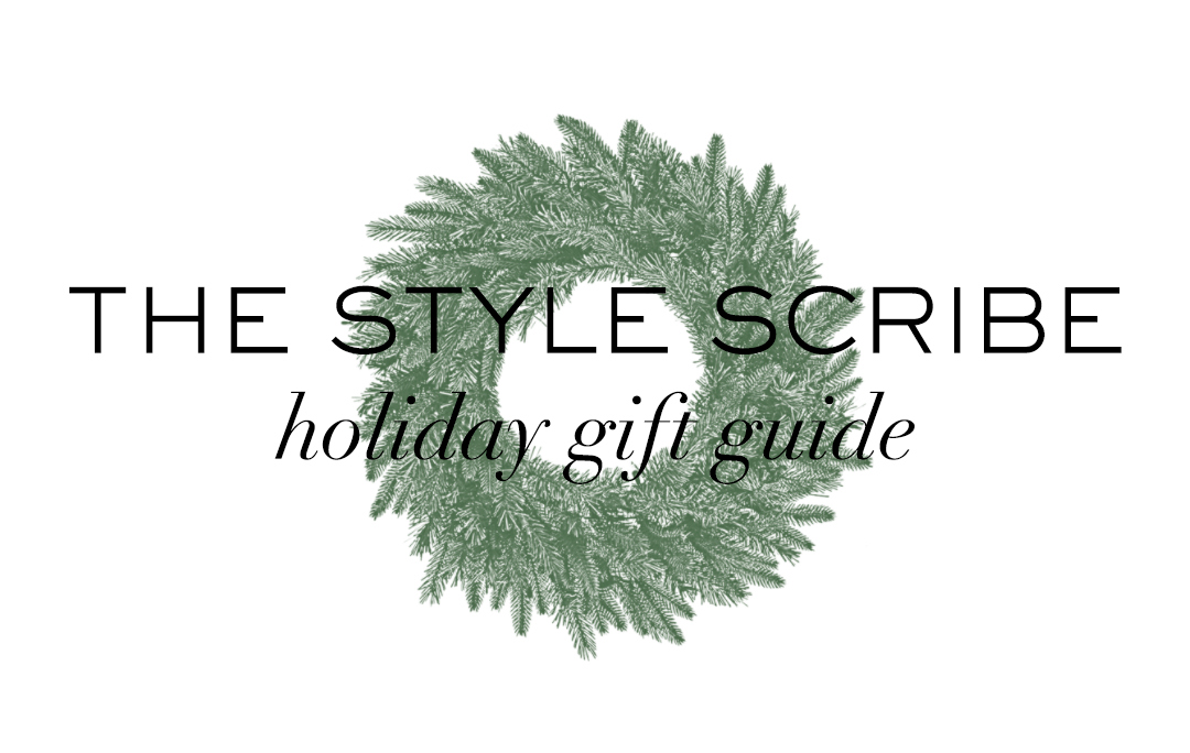 The Style Scribe Holiday Gift Guide