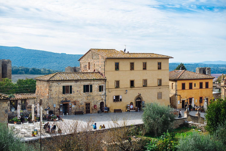 Monteriggioni, Italy | The Style Scribe