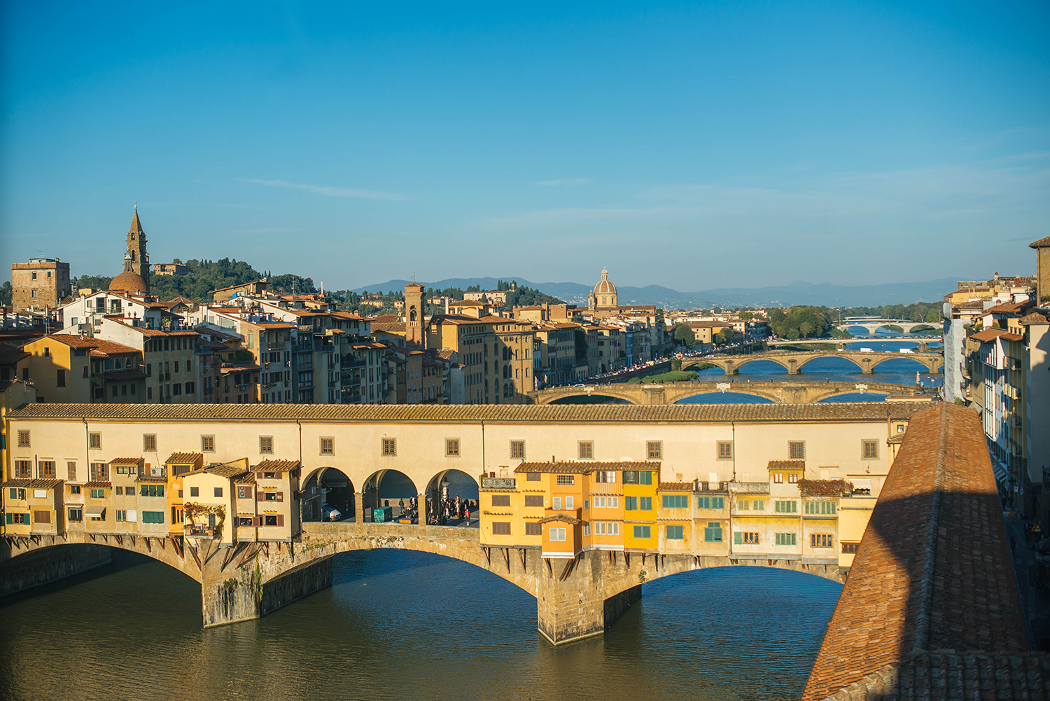 Ponte Vecchio, Florence | The Style Scribe