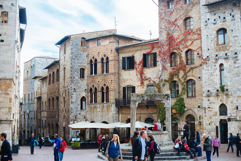 San Gimignano, Italy | The Style Scribe