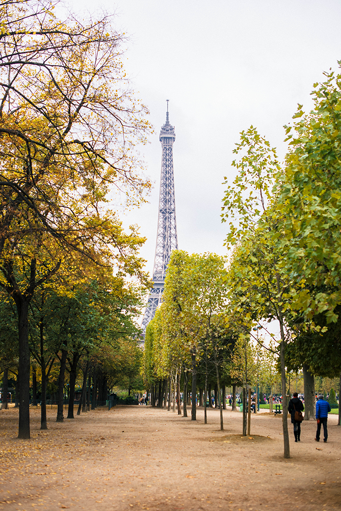 Fall in Paris | The Style Scribe