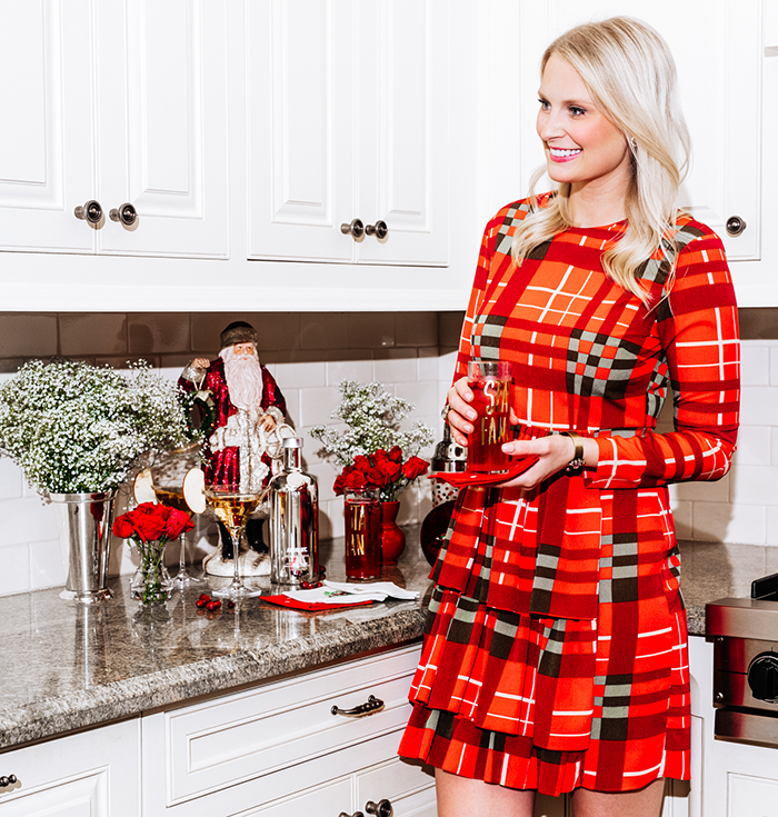 Holiday Cocktails with Absolut Vodka | The Style Scribe