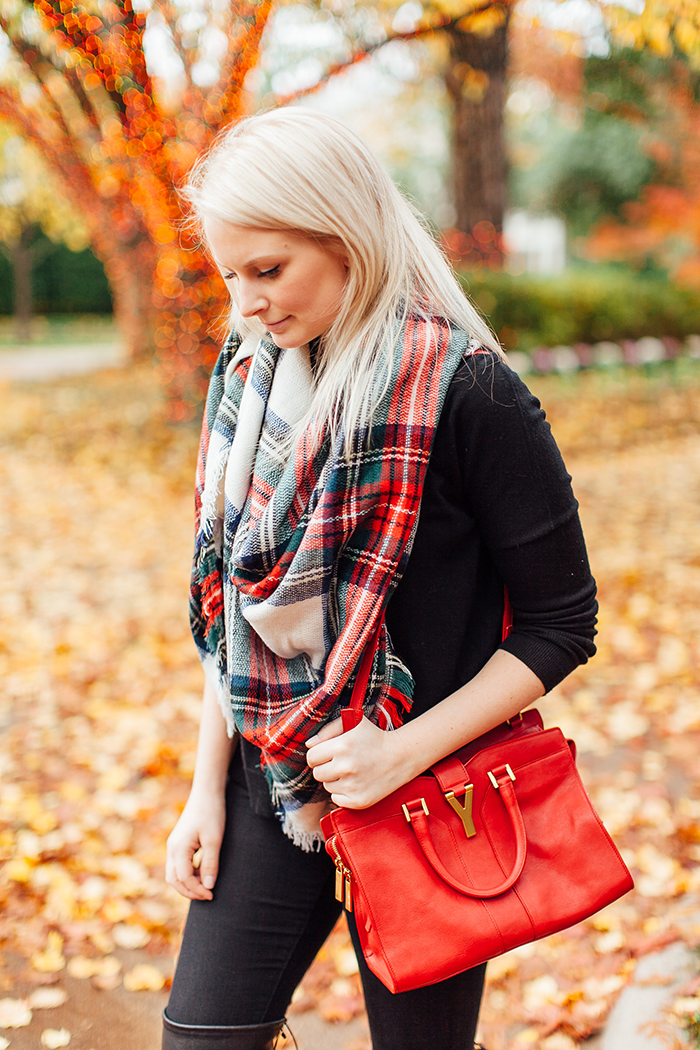 Christmas Plaid | The Style Scribe