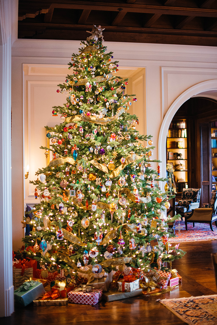 Gorgeous Christmas Tree | Chic and Classic Holiday Decor