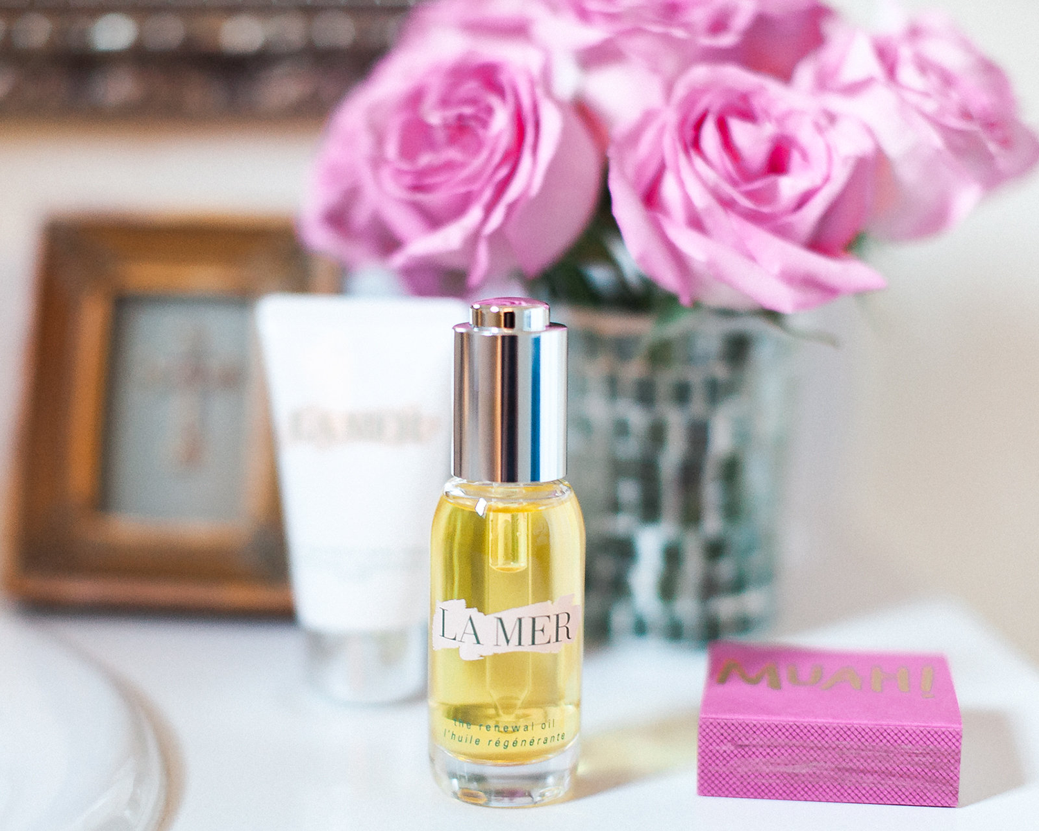 La Mer // The Renewal Oil | The Style Scribe