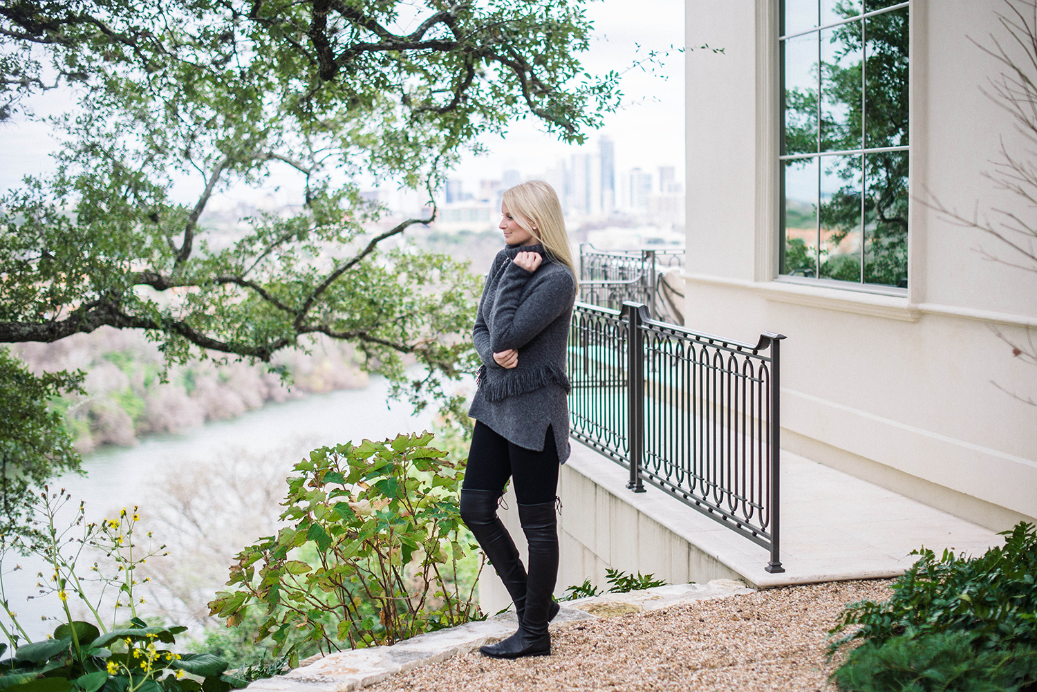 Morgan Carper Sweater | The Style Scribe